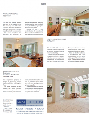 EDITORIAL - Ian Green Residential