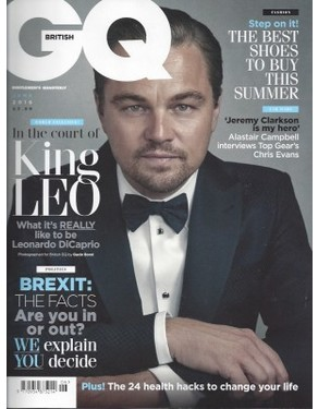 GQ MAGAZINE - Ian Green Residential