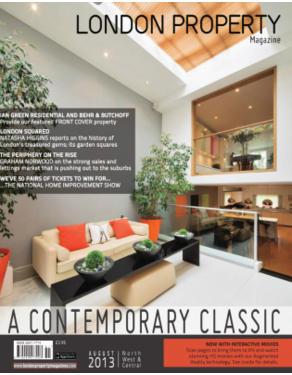 LONDON PROPERTY FRONT COVER - Ian Green Residential