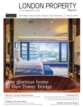 LONDON PROPERTY MAGAZINE - Ian Green Residential