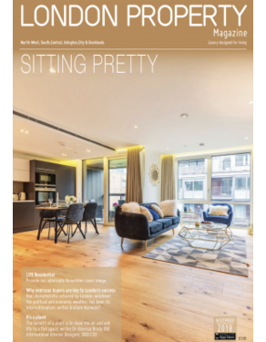EDITORIAL FEATURE - Ian Green Residential