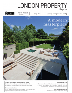 FRONT COVER & EDITORIAL - Ian Green Residential